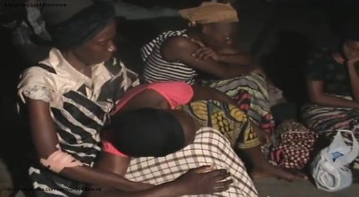 Tristesse de la famille Mukungubila
