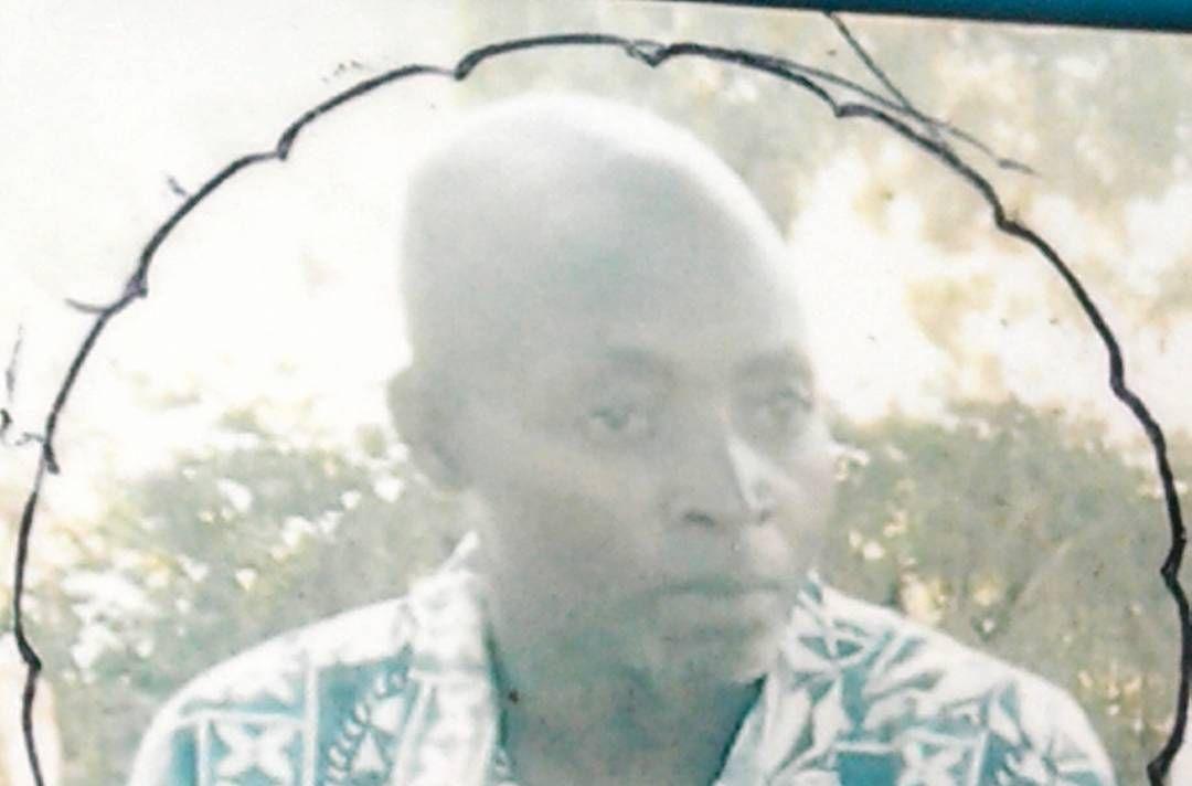 Disciple du Prophète Joseph Mukungubila décédé à Buluwo le 24 avril 2016