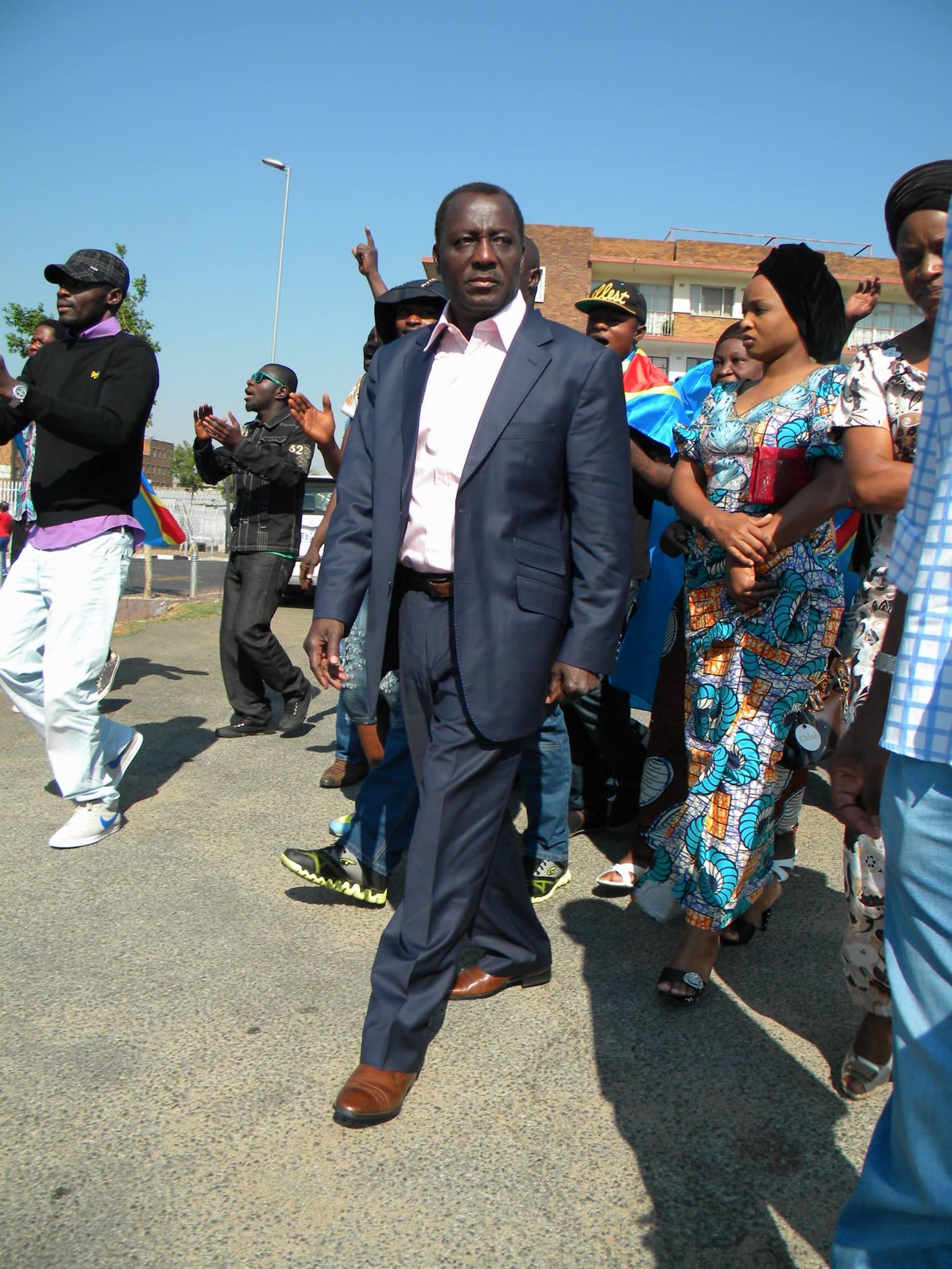 Le Prophète sort victorieux du procès qui l'oppose au gouvernement congolais.