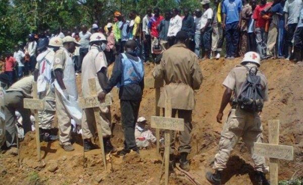 L'horreur en RDC