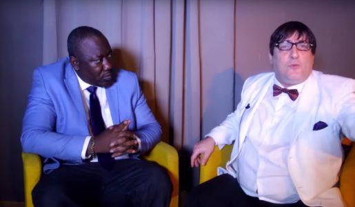 Message prophétique de Bishop Claudio concernant la RD Congo au micro de Bobo Koyangbwa.