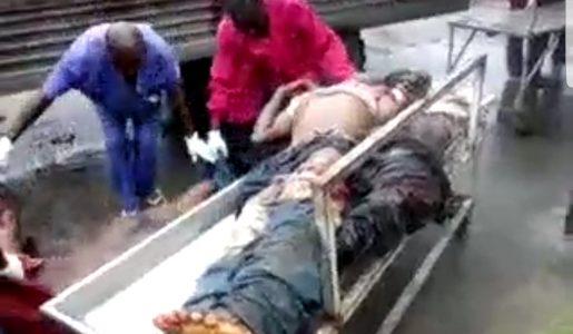RDC: COMMUNIQUE RELATIF A UNE VIDEO DU MASSACRE DU 30 DECEMBRE 2013 SUR LES RESEAUX SOCIAUX ET AUX DECLARATIONS DE MR LEON RICHARD KASONGA, PORTE PAROLE DE L'ARMEE