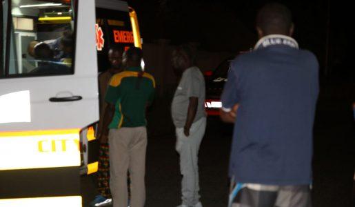 Attentat à l'encontre du Président Mukungubila, Prophète de l'Eternel, à Johannesburg
