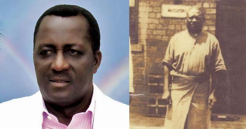 Le Prophète Joseph Mukungubila et Simon Kimbangu