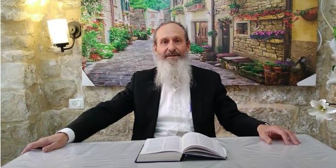 Rabbin israélien