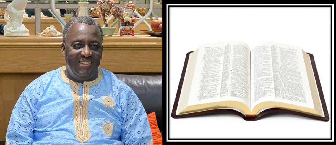 Prophète de l'Eternel et la lettre de créance du Congo